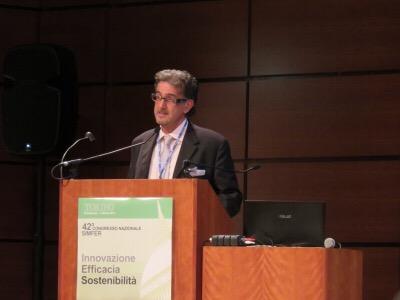 Inaugurazione del 42 congresso SIMFER a Torino
